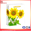 Hot Sale Flower Design Gift Paper Bag