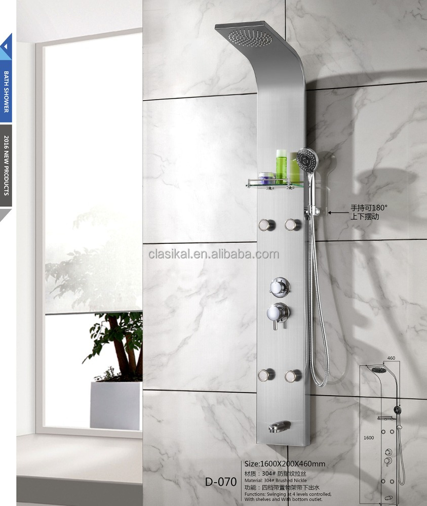 Venta al por mayor fabrica de duchas modernas-Compre online los ...