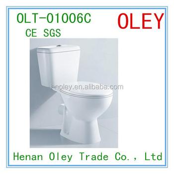 Sanitary Ware Manufacturer Washdown Two Piece P Trap