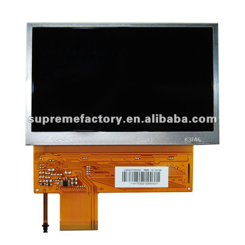 Replacement TFT LCD with Back Light for PSP 1000