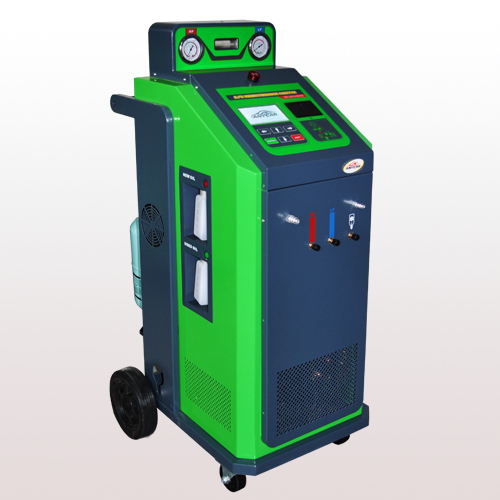New product  A/C Service Station  System Maintenance Centre ( flush, recovery, vacuum, recharge) AMC-800A/800 A/C System
