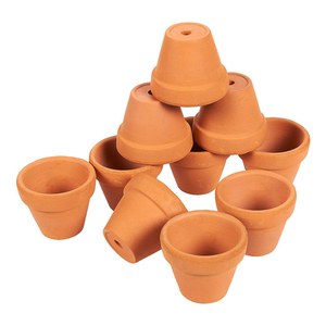 Fairy garden clay mini terracotta pots wholesale