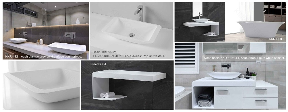 Philippines Basin With Cabinet Wash Basin Small Bathroom Basin