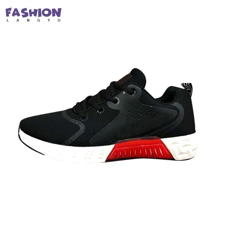 Cool Outdoor Berjalan Lembut untuk Pria Musim Panas Sepatu Olahraga Sepatu  Atletik Kulit Sepatu Tenis c4a2c6d01e