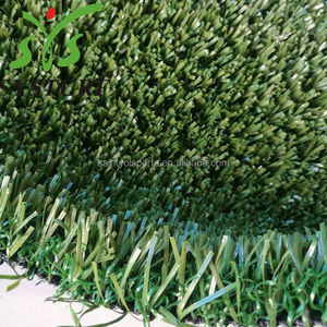 Outdoor Artificial Grass Carpet for Football Field , Non-filling