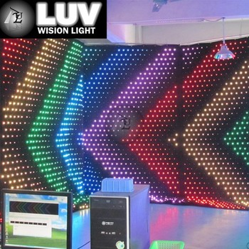 Ce & Rohs Certificated Led Image Background Stage Design/led Stage ...