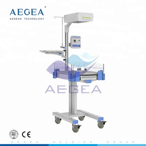 AG-IRW002A medical alarm function hospital phototherapy baby neonatal  treatment infant radiant warmer price