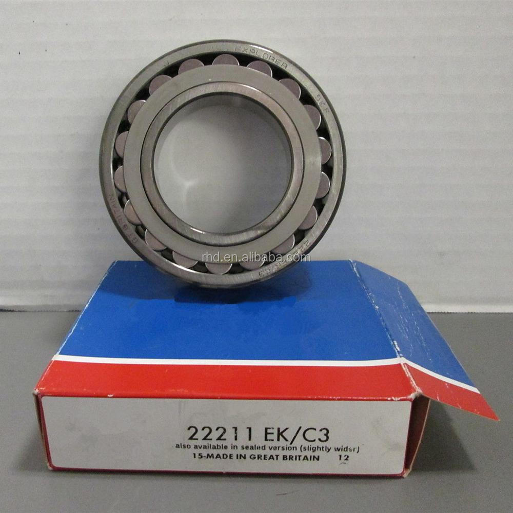 22211 22211ek/c3 Spherical Roller Bearing - Buy 22211 22211ek 22211 Ek/c3  Spherical Roller Bearing Made In Sweden,23244cc 23244ca Roller  Bearing,Spherical ...
