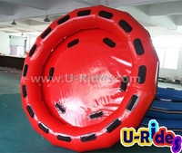 Round Inflatable Family Rafts for 6 person/inflatable river rafts/inflatable Rafts