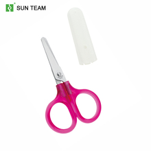 "SC055 3-1/2"" Mini Types of Student Scissors for Shaped Cutting"