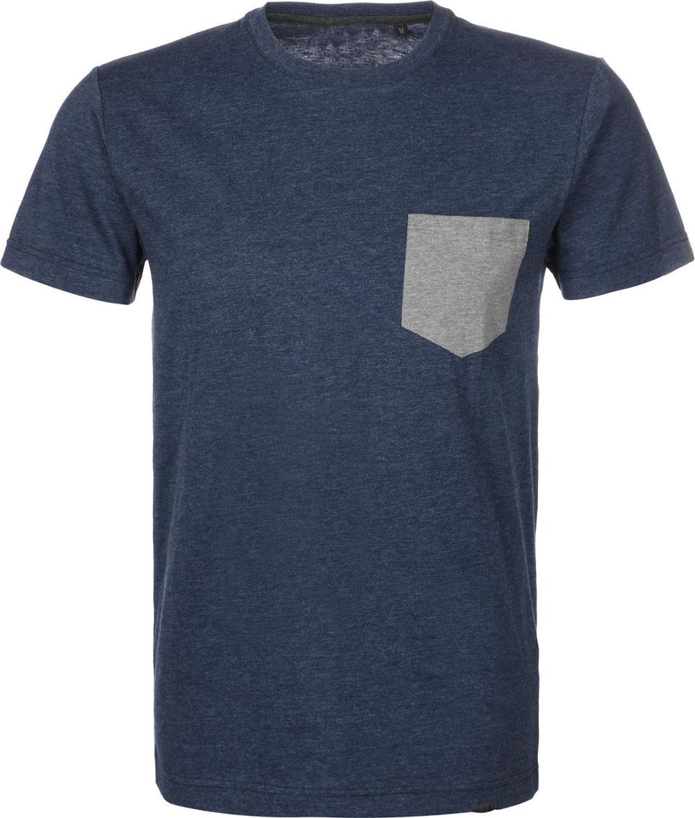 Custom Own Brand with Pocket High Quality for T Shirt Printing Machine Price Lower of Men's Shirt
