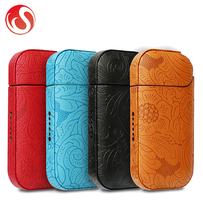 Alibaba.com / 2019 New Protective Leather Case, Luxury Holder Cover for IQOS