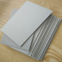 1.5 mm thickness book binding grey board furniture carton board