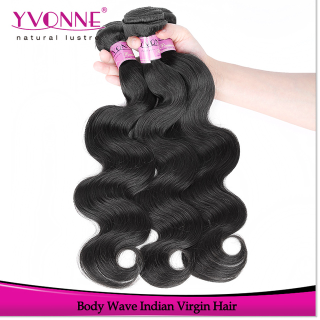 Wholesale price humain hair extension cheveux double weft inde cheveux humains indiens