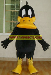 dark daffy duck costume