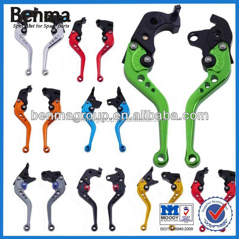 Factory wholesale CNC motorcycle hand brake lever on sale