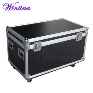 High Quality Fashion Customized Wintina Flight Case For Wedding Backdrop Stand PipeDrape Kits Flight Case Hardware For Sale