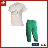 Fashion Tee shirt and shorts,training jerseys,casual School Uniforms