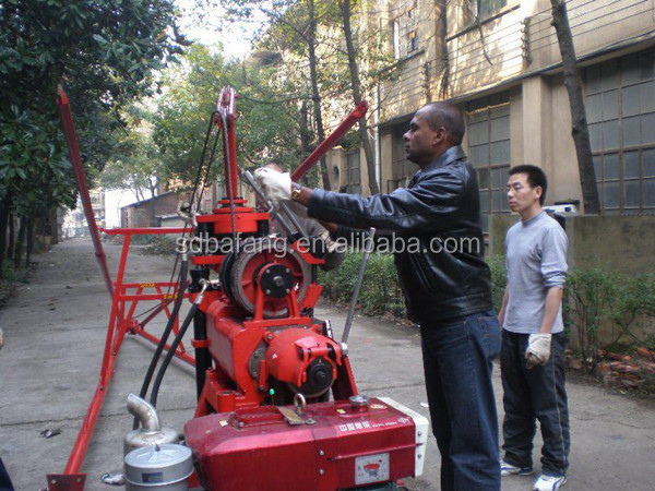 XY-300 core drilling machine for water well and engineering rig