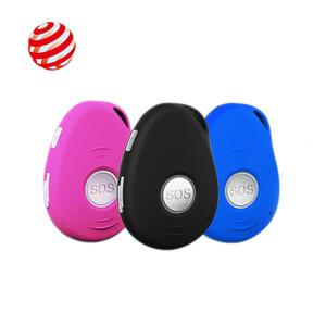 kids gps locator EV-07W Mini waterproof micro sim card sos emergency button tracking device with cradle gps tracking