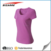 Popular custom blank polyester dri fit shirts wholesale