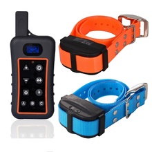 Trainertec 1200Meter multi-dog system Remote dog training collar