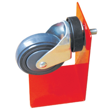 5'' PU caster for cart use, trolley wheel for sale