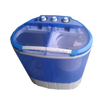 handy living mini double tub washing machine hk0301. Black Bedroom Furniture Sets. Home Design Ideas