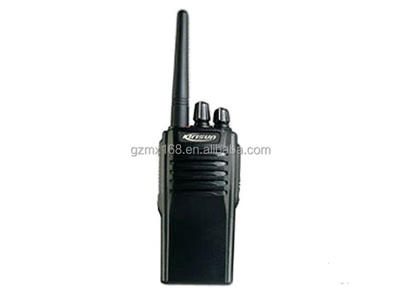 Kirisun PT-4208 Waterproof IP67 Walkie Talkie UHF 5W Two Way Radio
