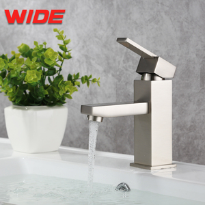 Modern brushed nickel copper faucet, delta faucet, usa style faucet