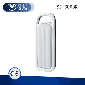zhejiang YAJIA YJ 6803 light taobao ABS China led emergency charging light