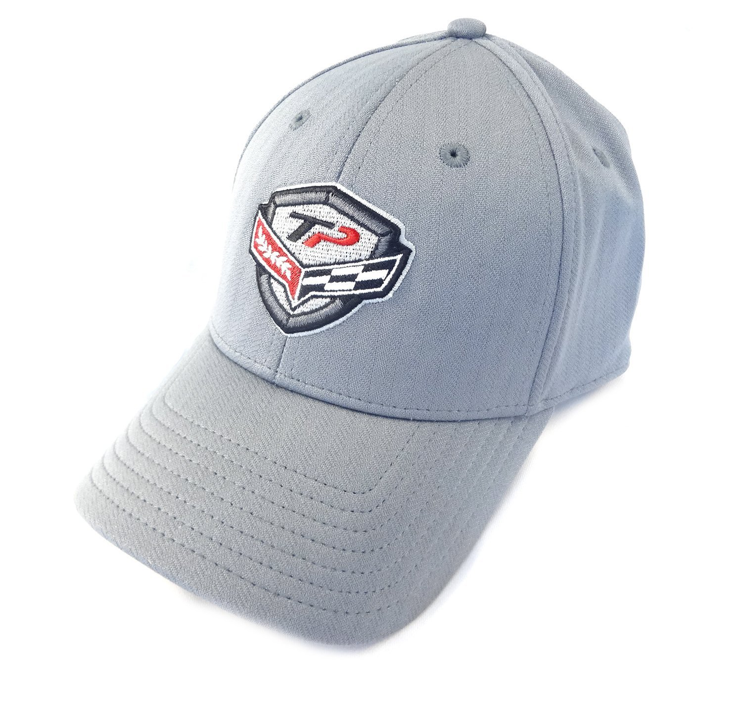 b2afe2aa642 Buy NEW TaylorMade Tour Preferred TP Badge Gray Adjustable Hat Cap ...