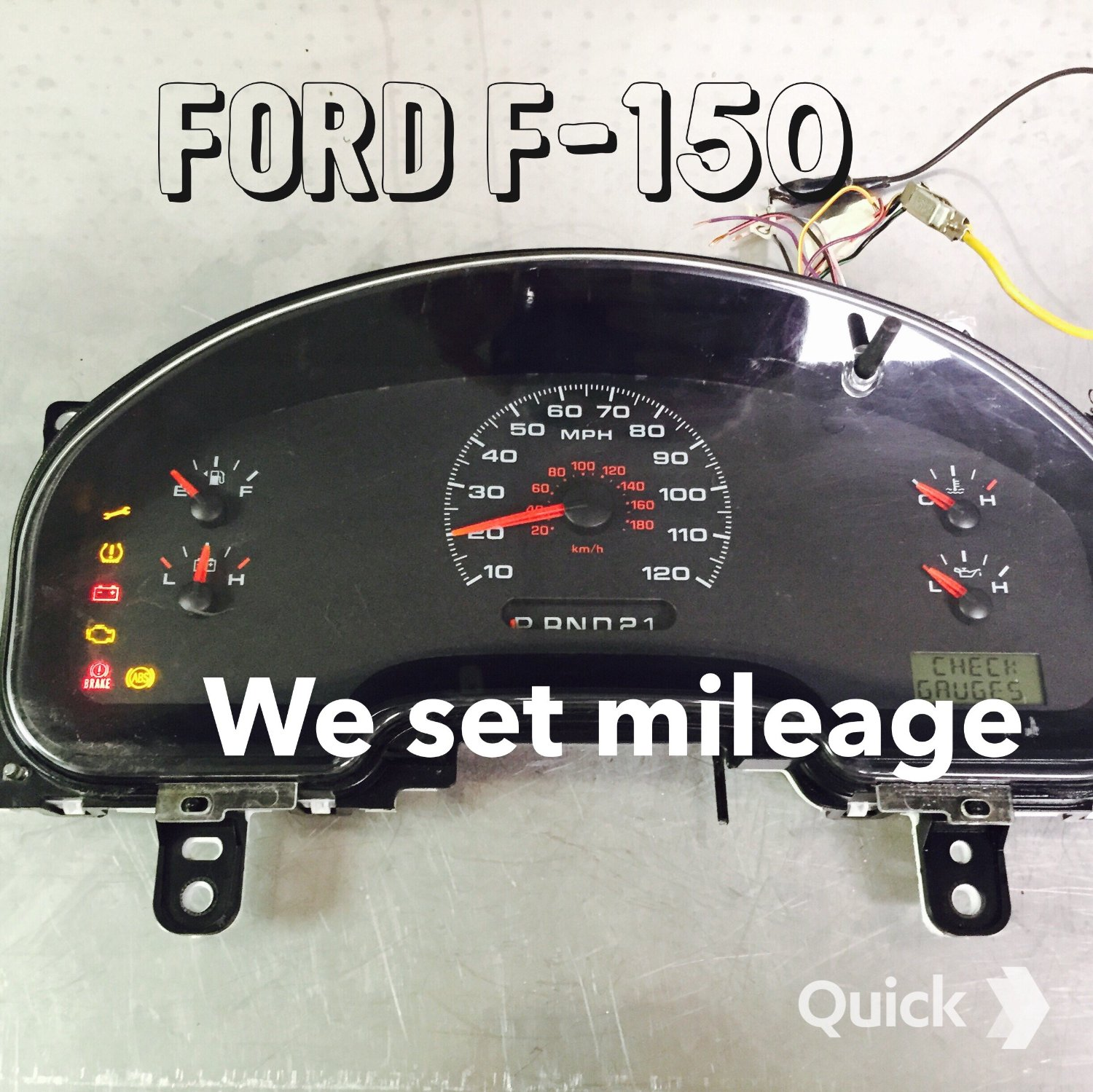 Cheap Ford F150 Instrument Cluster, find Ford F150