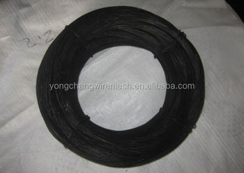 Machine Black Annealed Iron Wire Manufacturer Exporter From China ...