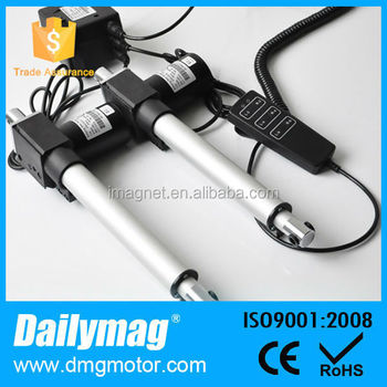 Electric Hospital Bed Linear Actuator Medical Use