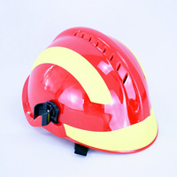 F2 Type High quality Rescuing Fireman Safety Helmet