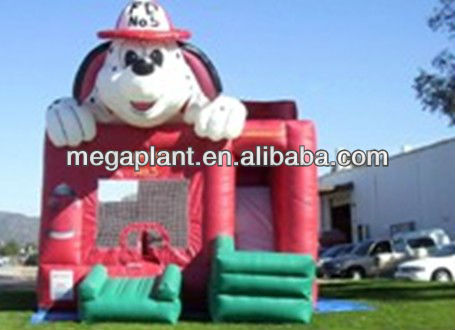 inflatable bounce/jumping castle for children