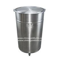 Hot Sell High Quality 200L Conical Stainless Steel Drum