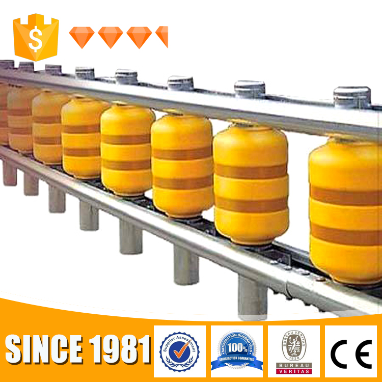 BV Approval roller barrier system / safety rolling barrier / highway guardrails