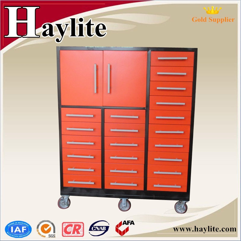 Metal rolling Steel 22 Drawers Large Tool Cabinet Storage workbench