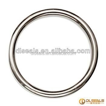 Metal Steel Ss304 O Ring - Buy Ss304 O Ring,Metal O Ring,Brass O ...