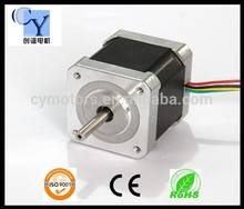 hot sale & high quality nema17 42mm hybird stepper motor with certificate