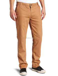 100% Cotton Chino Twill Pants, Top Quality Mens 4 Pocket Trouser, Mens Chino Trouser