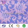 Polyester/nylon/elasthane/spandex mesh fabric for window curtain