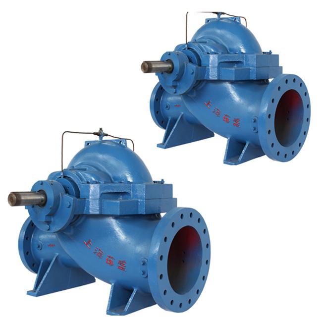 LOS Series Horizontal Single Stage Cast Iron Pipe Pump
