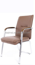 Nice shape office/computer chair with PU leather