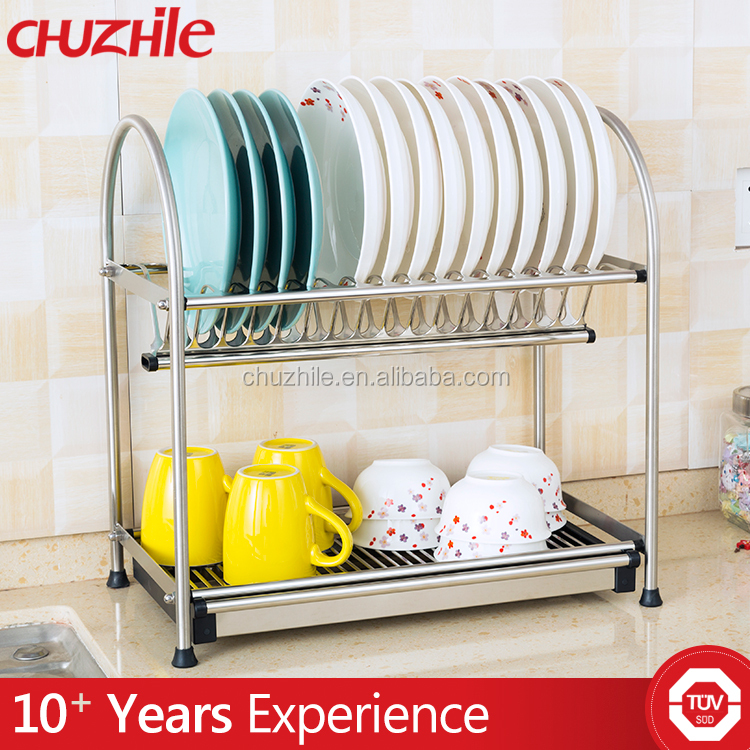 Custom Kitchen Utensil Rack Prices,Metal Foldable Kitchen Spice Rack,High  Quality Stainless Steel Kitchen Dish Rack - Buy Stainless Steel Kitchen ...