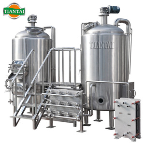 200l 300l 500l 600l 1000l beer manufacturing plant for micro brewery