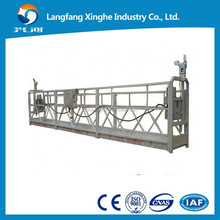 Rope platform/ZLP630 suspended platform/construction machine/access scaffolding