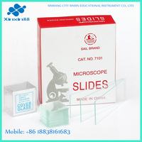 25.4*76.2mm Microscope Slides CAT. NO. 7101 virtual microscope slides